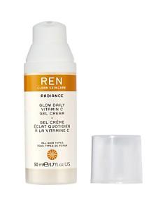 Ren - Radiance Glow Daily Vitamin C Gel Cream