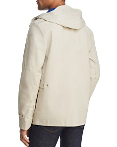 Scotch & Soda - Hooded Utility Jacket