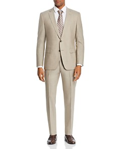 BOSS Hugo Boss - Huge/Genius Solid Slim Fit Suit