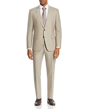 2145ba91 BOSS Hugo Boss - Huge/Genius Solid Slim Fit Suit ...