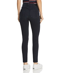 PAIGE - Margot Ankle Skinny Jeans in Messina