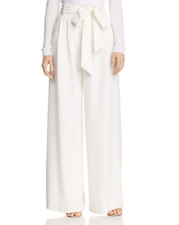 MILLY - Natalie Wide-Leg Pants