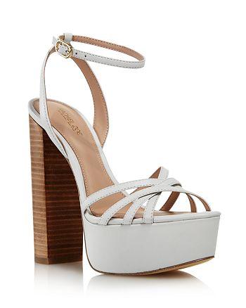 Rachel Zoe - Women's Charlotte High-Heel Platform Sandals