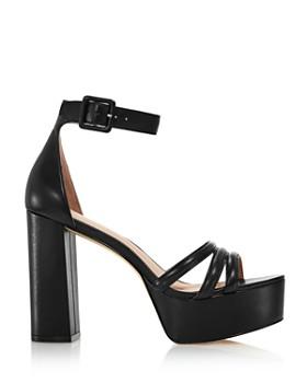 Rachel Zoe - Women's Ella High-Heel Platform Sandals