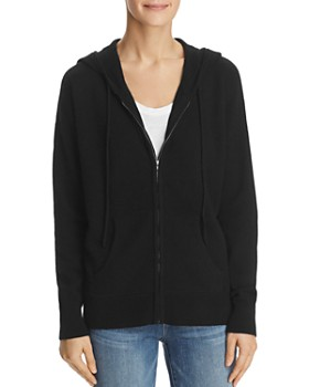 C by Bloomingdale's - Cashmere Hoodie - 100% Exclusive