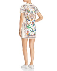 Tory Burch - Kerry Printed T-Shirt Dress