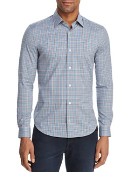 Paul Smith - Gingham Slim Fit Button-Down Shirt