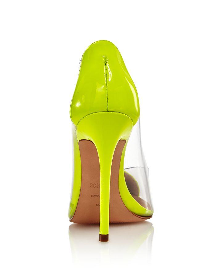 6488f115ef2a4 SCHUTZ - Women s Cendi Patent Leather High-Heel Pumps