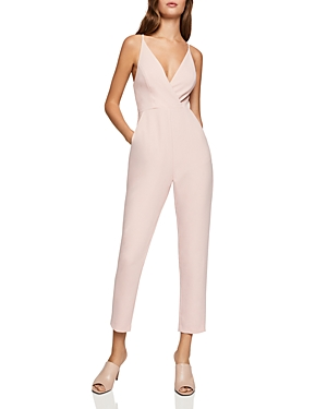 Bcbgeneration Suits BCBGENERATION STRAPPY CROSSOVER JUMPSUIT
