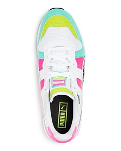 PUMA - Men's RS-100 Party Low-Top Sneakers