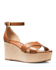 MICHAEL Michael Kors - Women's Desiree Wedge Sandals