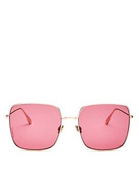 Dior - Women's Stellaire Oversized Square Sunglasses, 59mm