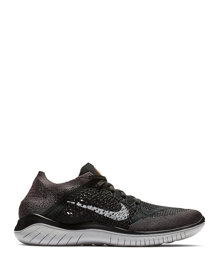 360b3e31f03 Nike - Women s Free RN Flyknit 2018 Lace Up Sneakers