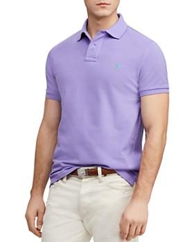 c69514b2 Polo Ralph Lauren - Mesh Classic Fit Polo Shirt ...
