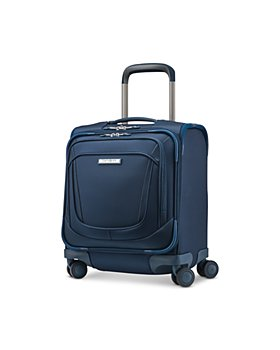 Samsonite - Silhouette 16 Softside Underseat Carry-On Spinner