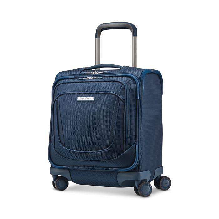 Samsonite - Silhouette 16 Softside Underseat Carry-On Spinner