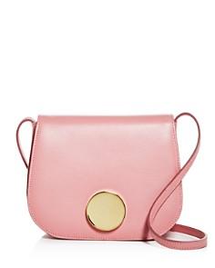 Little Liffner - Leather Mini Saddle Bag