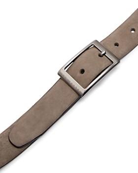 Ted Baker - Chand Nubuck Centre Bar Belt