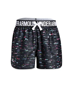 Under Armour - Girls' Play Up Printed Shorts - Big Kid