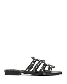 Sam Edelman - Women's Beatris Studded Slide Sandals