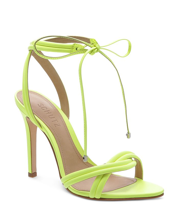 SCHUTZ - Women's Yvi Strappy High-Heel Sandals