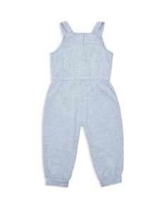 Habitual Kids - Girls' Lorrie Sleeveless Knit Jumpsuit - Baby