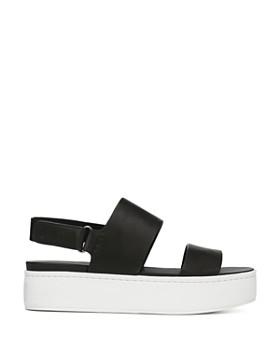 Vince - Women's Westport Leather Platform Sandals