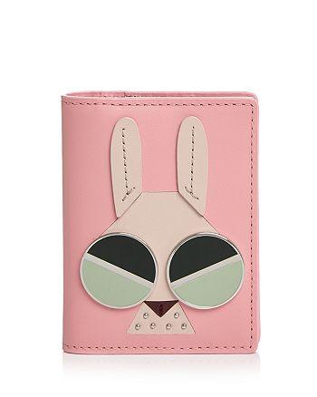 kate spade new york - Money Bunny Bi-Fold Wallet
