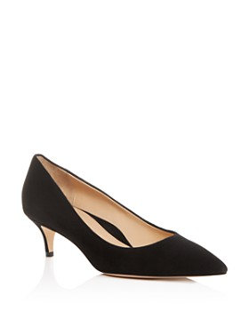 b99ae90a73c MARION PARKE - Women s Must Have Kitten-Heel Pumps ...