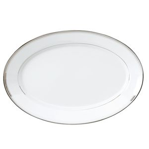 Philippe Deshoulieres Excellence Grey Oval Platter, Large