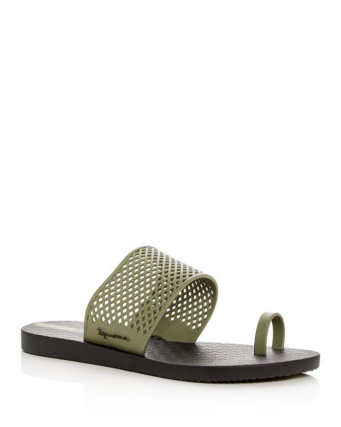 6b1e5375e Ipanema - Women s Gadot Toe-Strap Slide Sandals