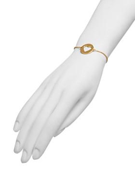 kate spade new york - Heart Station Slider Bracelet