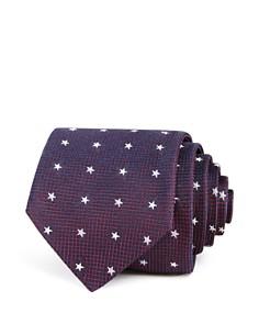 John Varvatos Star USA - Tossed Stars Silk Classic Tie