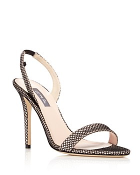 e55ef613c SJP by Sarah Jessica Parker - Women s Eleanor Slingback High-Heel Pumps ...