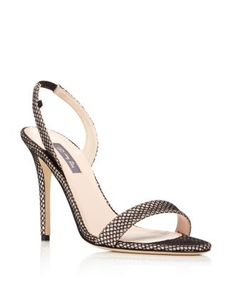 Women's Eleanor Slingback High Heel Pumps by Sjp By Sarah Jessica Parker