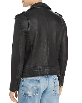 BLANKNYC - Digital Detox Leather Moto Jacket