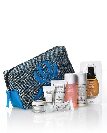 Sisley-Paris - Sisley Paris Deluxe Skincare 8-Piece Gift - Yours with any $250 Sisley Paris Purchase