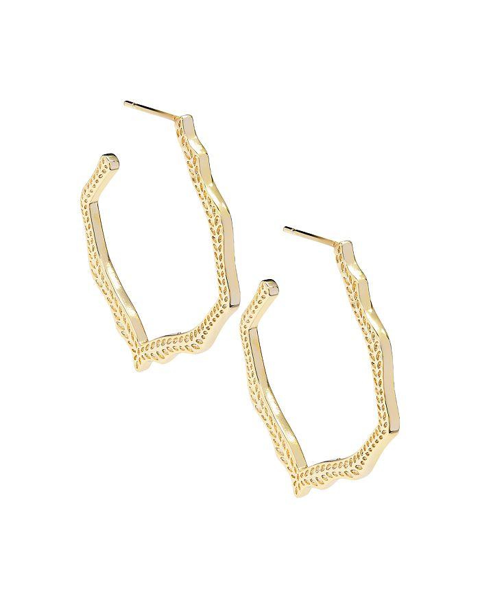 Kendra Scott - Miku Hoop Earrings