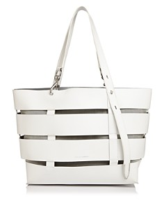Rebecca Minkoff - Cage Stella Large Leather Tote