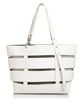 abdc84c50500 Rebecca Minkoff - Cage Stella Large Leather Tote ...