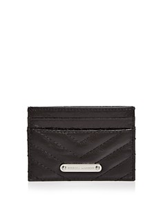 Rebecca Minkoff - Edie Leather Card Case