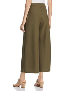 Eileen Fisher - Wide-Leg Ankle Pants