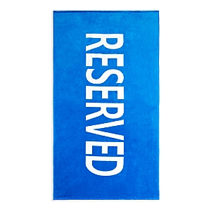 Sky Reserved Beach Towel - 100% Exclusive