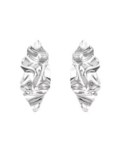 Alexis Bittar - Crumpled Earrings