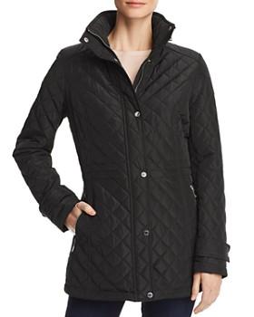 Calvin Klein - Diamond-Quilted Jacket