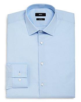 BOSS - Basic Solid Slim Fit Dress Shirt