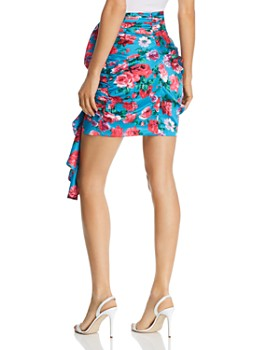 Ronny Kobo - Lauryn Ruffle Mini Skirt