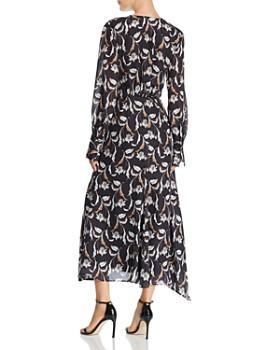 Acler - Garber Floral Print Maxi Dress