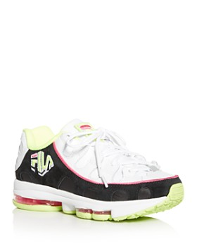 FILA - Women's Silva Low-Top Sneakers
