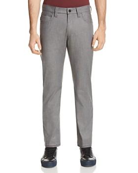 Armani - 5-Pocket Regular Fit Pants